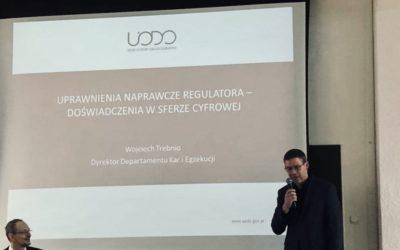 Konferencja Cyfrowy Bliźniak i nowe kary UODO